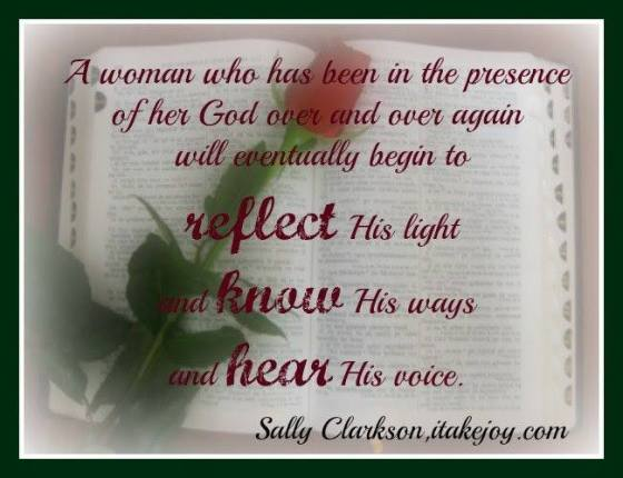 Sally Clarkson Quote