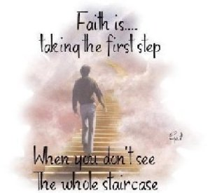 faith step
